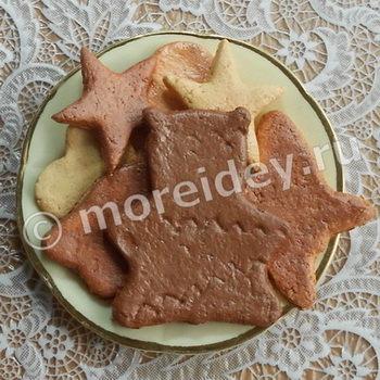 Игрушечная еда - печенье для кукол