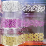 Декоративные клейкие ленты (скотч) для творчества