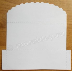 конверт для денег своими руками шаблон