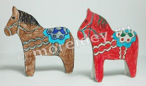 Лошадка своими руками для детского сада