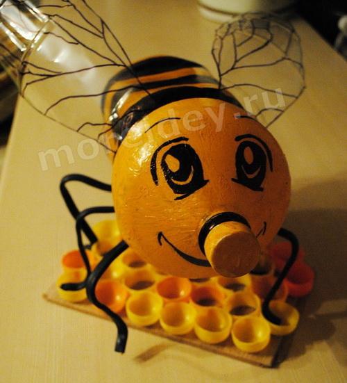 Украшения для сада пчелка