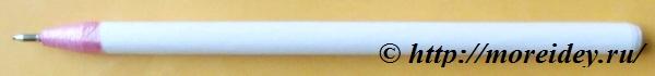 Как сделать ручку из бумаги своими руками