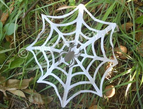 Поделка паук из бумаги