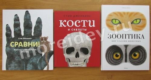 тематические детские энциклопедии о животных