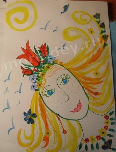 Картинки про весну для 3 класса