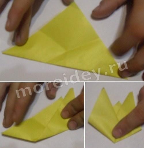 оригами для детей и начинающих