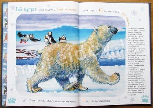 книга я белый медведь