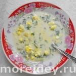 вкусный суп из крапивы