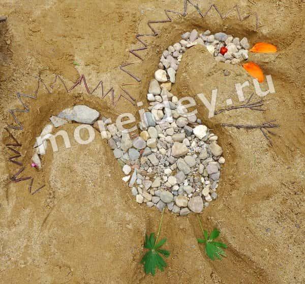 узоры из камней по окружающему миру фото 1 класс