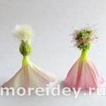 Цветочные куколки