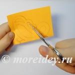 Ажурное вырезание из бумаги для детей в детском саду и младших школьников