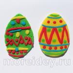 Яйцо - магнит к Пасхе своими руками
