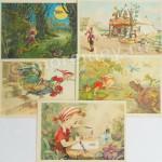 Занятия и поделки по сказкам А.Толстого