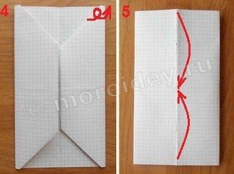 Кошелек оригами из бумаги мастер класс