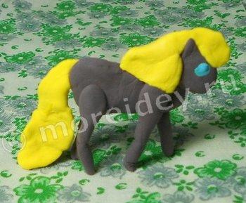 поделка лошадка своими руками
