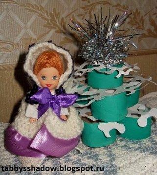 Поделки по теме зимние и новогодние сказки