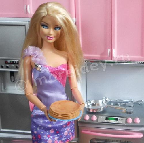 Миниатюрная еда (мини-еда) для кукол своими руками