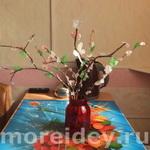 Весенняя поделка «Чудо-дерево»