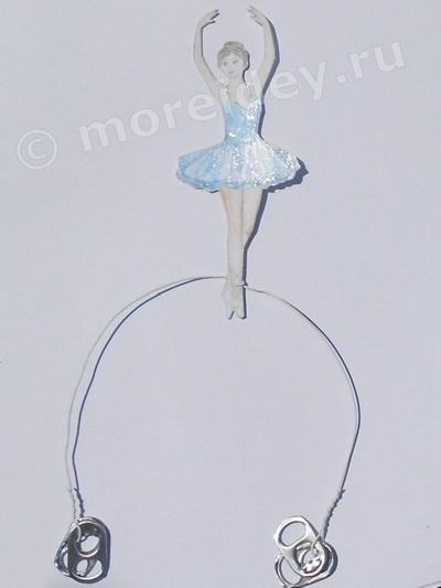 Опыты на равновесие тел научная игрушка танцующая балерина