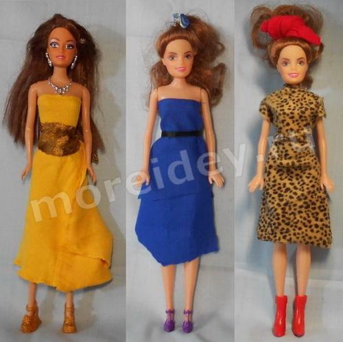 Как играть с куклой Барби
