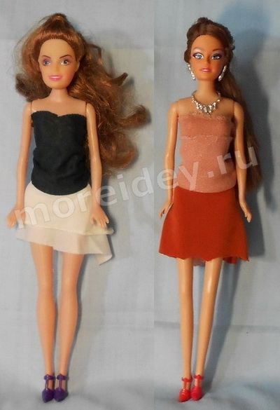 Игра в куклы профессия модельер