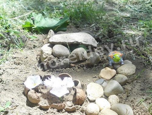Дом для черепашки