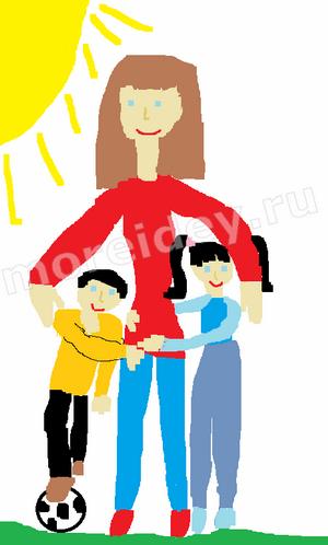 Безусловная любовь родителей к ребенку