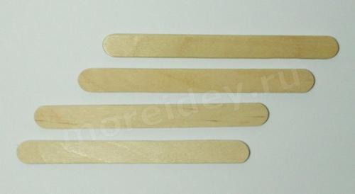 поделки из бросового материала - поделки из палочек от мороженого