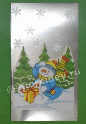 детские новогодние открытки своими руками