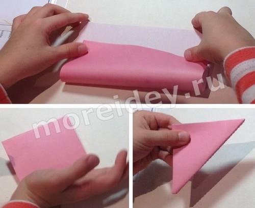 как сделать цветы из бумаги своими руками мастер класс с фото