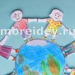 поделки к Дню защиты детей