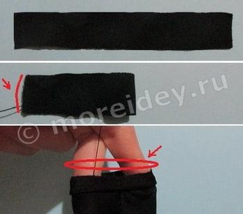 Одежда для кукол своими руками: брюки