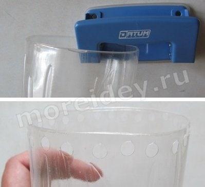 сделать своими руками из пластиковых бутылок