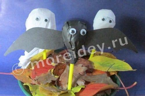 Сладости на Хэллоуин своими руками из чупа чупсов