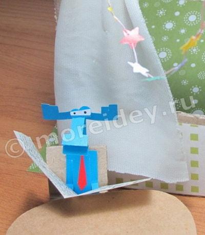 Мультфильм бумажки как сделать самолет