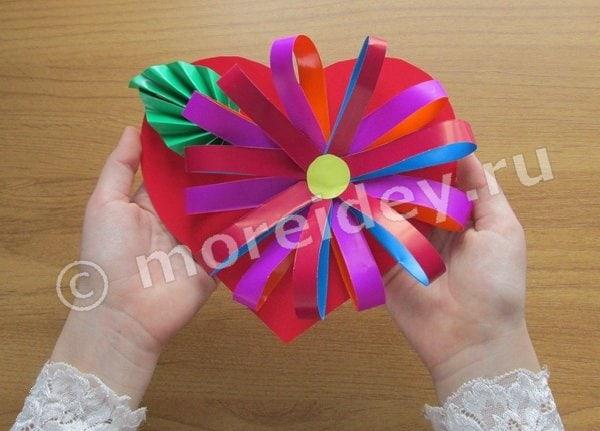 валентинки для детей