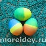 идеи окраски яиц