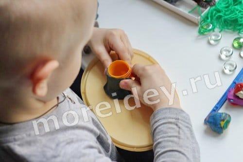 опыты для детей в домашних условиях вулкан