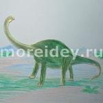 Динозавр детский рисунок